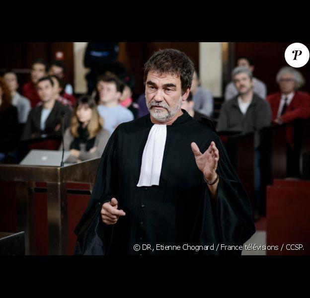 Olivier Marchal dans la fiction Vaugand (France 2)