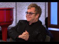 Elton John annonce son mariage : ''David et moi, on le fera en mai prochain''