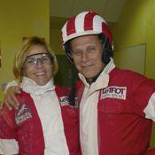 Charles Berling et Virginie Coupérie: Cavaliers amoureux pour les trophées Epona