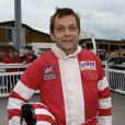 Laurent Mariotte à Cabourg à l'occasion de la 20ème édition des Trophées Epona, le 12 octobre 2013