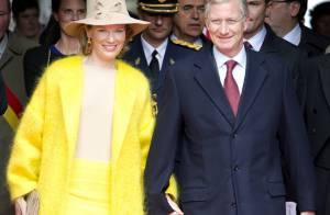 Mathilde de Belgique : Poussin royal à Liège, le look de la reine fait piailler