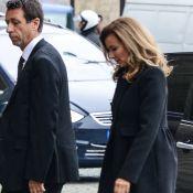 Patrice Chéreau : Valérie Trierweiler et Claire Chazal aux obsèques