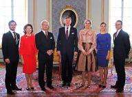 Willem-Alexander et Maxima : Débuts officiels avec les royaux de Suède