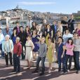 Plus Belle La Vie : La fin du monde au Mistral le 21 décembre 2012 sur France 3