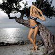 Tetyana Veryovkina, bombe affolante pour la marque de lingerie de Kinga.