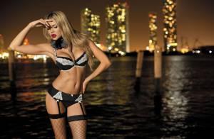 Tetyana Veryovkina : Bombe urbaine, la blonde sexy fait de l'ombre aux Anges