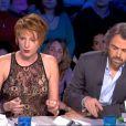 Natacha Polony très sexy dans On n'est pas couché sur France 2 le samedi 19 octobre 2013