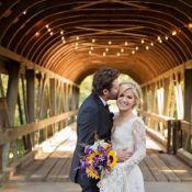 Kelly Clarkson : Mariée sublime et mince, elle a dit oui à son Brandon !