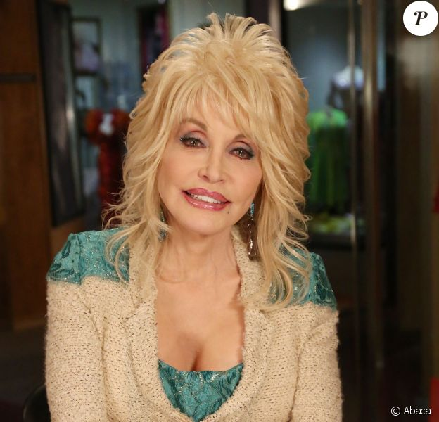 Dolly Parton à Pigeon Forge, le 22 mars 2013.
