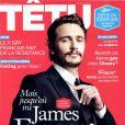 """Magazine """"Têtu"""" de novembre 2013."""