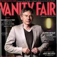 """Roman Polanski en couverture de """"Vanity Fair"""", en kiosques le 23 octobre 2013."""