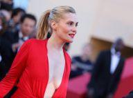 Emmanuelle Seigner en robe ultradécolletée à Cannes : 'Je n'en menais pas large'