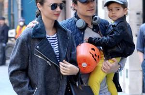 Miranda Kerr, Orlando Bloom et leur fils : Une famille unie malgré la séparation