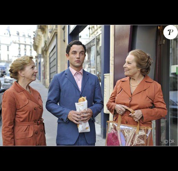 Le film Attila Marcel de Sylvain Chomet, en salles le 30 octobre 2013, avec Hélène Vincent, Guillaume Gouix et Bernadette Lafont