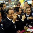François Hollande àParis, le 23 février 2013.