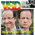 """Couverture du """"VSD"""" du 31 octobre 2013"""