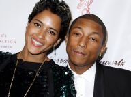 Pharrell Williams et Helen Lasichanh : Rayonnants époux devant Hugh Jackman