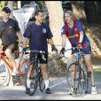 Nicolas Sarkozy et son fils Pierre