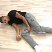 Danse avec les stars 4 - Brahim Zaibat blessé : 'J'arrive pas à tendre ma jambe'