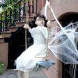 Liv Tyler a mis le paquet niveau déco pour Halloween, devant sa maison à New York, le 16 octobre 2013.