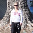 Britney Spears assiste au match de football de ses fils à Woodland Hills (Los Angeles), le 2 novembre 2013.