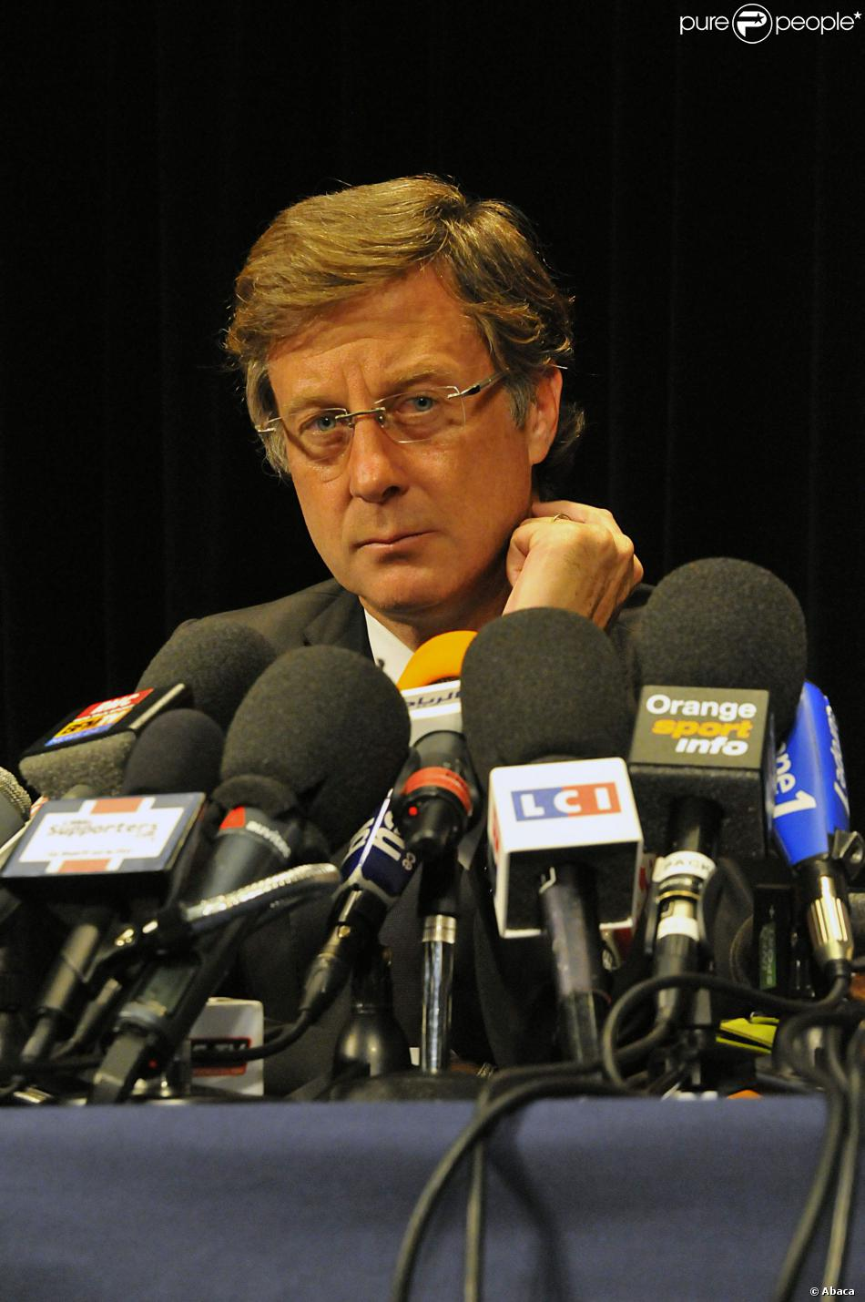 Sébastien Bazin à Paris, le 31 mai 2011.
