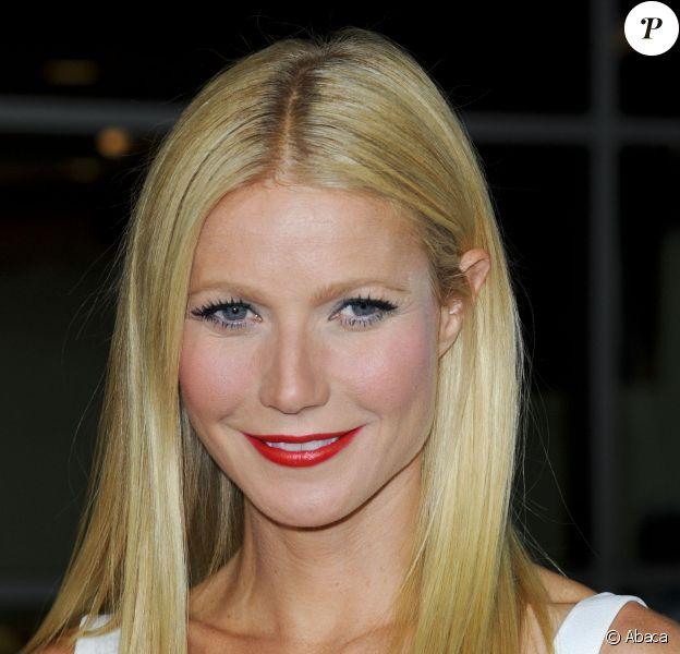Les peaux zéro défaut des stars : Gwyneth Paltrow