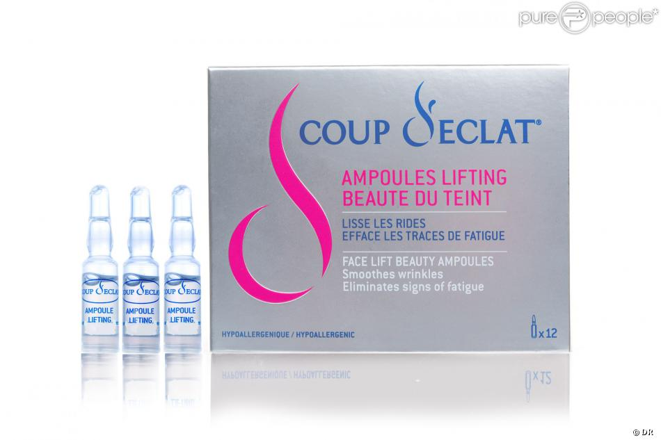 Ampoules lifting coup d 39 clat - Coup eclat lifting ampoules ...