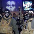 Launch party  de  Call of Duty : Ghosts  (disponible le 5 novembre 2013) le 4 novembre 2013 au Yoyo, au Palais de Tokyo, à Paris.