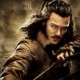 Bard (Luke Evans) dans Le Hobbit : La Désolation de Smaug.