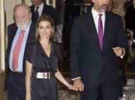 Letizia d'Espagne : Radieuse avec le prince Felipe pour un prestigieux dîner