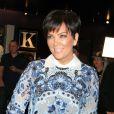 "Kris Jenner au ""Kardashian Khaos"" du ""Mirage Hotel & Casino"" de Las vegas, le 26 octobre 2013."