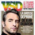 """La couverture de """"VSD"""" du 7 novembre 2013"""