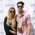 Rumer Willis et son petit ami Jayson Blair à Las Vegas, le 6 avril 2013.