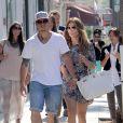 Casper Smart et Jennifer Lopez à Beverly Hills, le 17 septembre 2013.