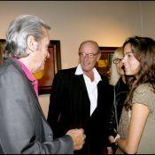 Alain Delon : Son anniversaire avec sa fille Anouchka et sa chère Mireille Darc