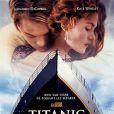 Titanic avec Kate Winslet et Leonardo DiCaprio, sorti en 1998.
