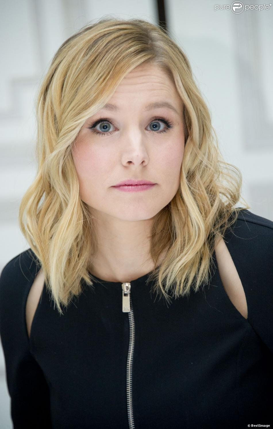 Kristen Bell à New York, le 26 octobre 2013.