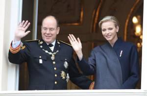 Fête nationale de Monaco : Charlene élégante et discrète, un hommage en famille