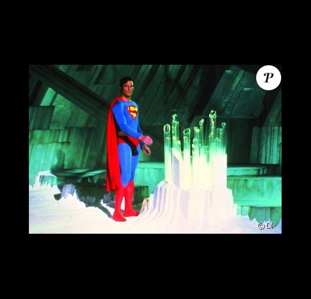Christopher Reeve dans Superman IV