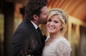 Kelly Clarkson : La jeune mariée enceinte de son premier enfant !