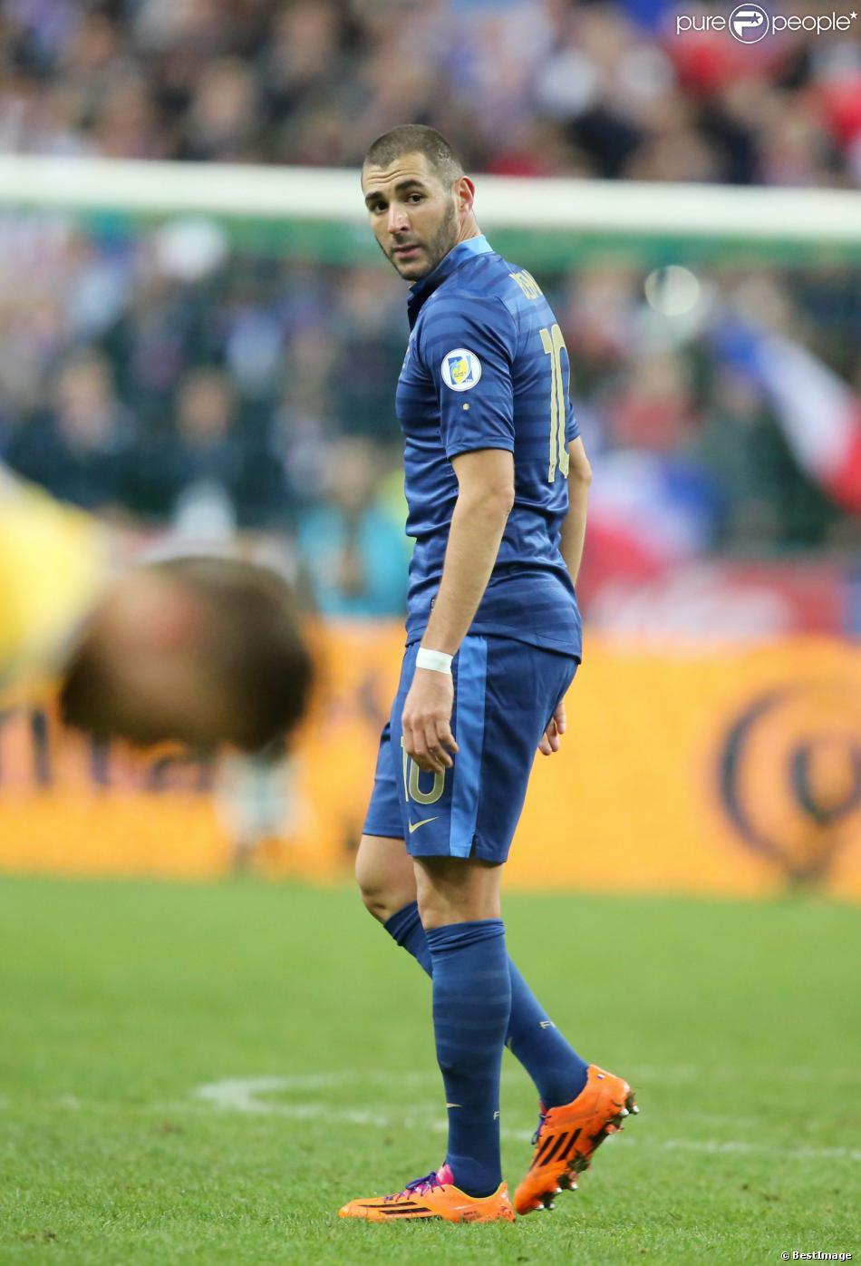 Karim benzema l 39 quipe de france de football s 39 est - Prochaine coupe du monde de football ...