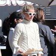 Exclusif - Gwyneth Paltrow lors de l'anniversaire de Susan Downey à San Francisco, le 10 novembre 2013.