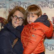 Sonia Dubois avec son fils et Olivier Marchal en famille, séduits par le Bossu