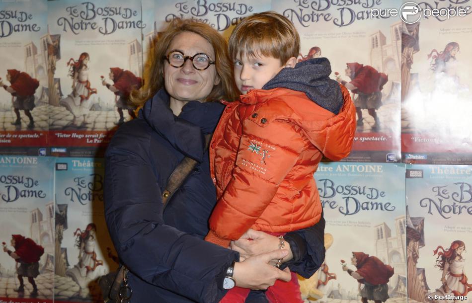 Sonia Dubois Et Son Fils
