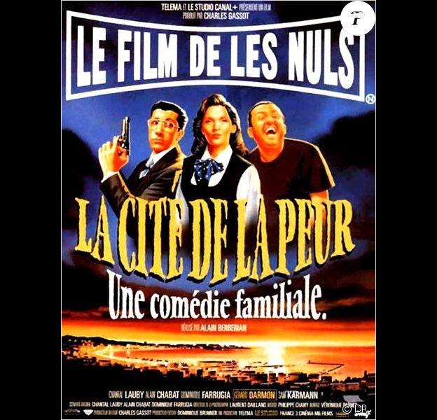Affiche du film La Cité de la peur (1994)
