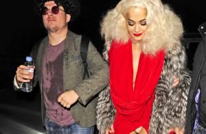 Rita Ora : Sexy pour ses 23 ans, avec son amoureux et Kelly Brook