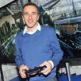Elie Semoun lors de la soirée de lancement de la console Playstation 4 Sony au centre culturel alternatif Electric a Paris le 28 novembre 2013