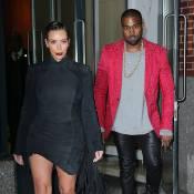 Look de la Semaine : Kim Kardashian, seule face à ses soeurs Kendall et Kylie
