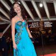 Aida Touihri lors du 13e Festival international du film de Marrakech, le 30 novembre 2013.